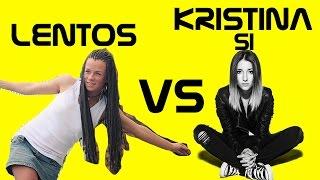 Про женский рэп (Lentos VS Kristina Si)