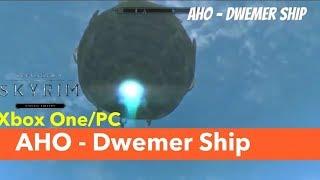Skyrim SE Xbox One/PC Mods|AHO - Dwemer Ship