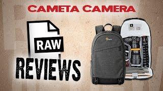 RAW Reviews - Lowepro M-Trekker BP 150 Camera Backpack