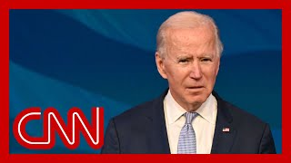 See Biden's speech as rioters invade Capitol