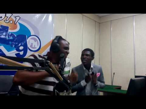 Download Radio Things On Comedy Cruise On UNILAG 103.1fm With Ajibade Oyemade(3) HD Mp4 3GP Video and MP3