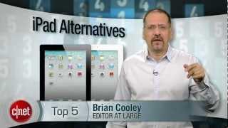 CNET Top 5: iPad Alternatives