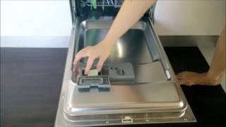 How to use a dishwasher?