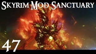 Skyrim Mod Sanctuary 47 : aMidianBorn Armor
