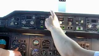 preview picture of video 'Lufthansa Airbus A300-600 Cockpit Video FRA-TXL Part 6/7'
