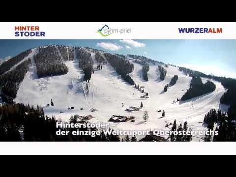 Die Skigebiete Hinterstoder und Wurzeralm