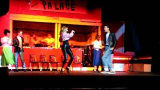 """Anne Norland--""""All Choked Up"""" and """"We Go Together (Reprise)"""" from """"Grease"""""""