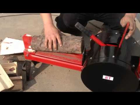 Maximum Schnell-Holzspalter 8T 230V