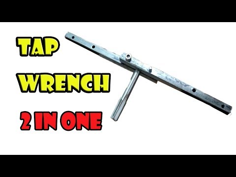 2 Good Idea for You Hack tool TAP WRENCH