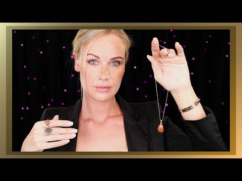 ASMR Relaxing Gemstone Jewelry shop (role play)