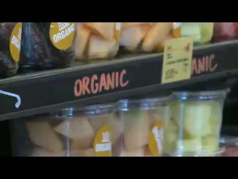 Video Health benefits of eating organic?