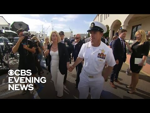 Navy SEAL Edward Gallagher could be expelled