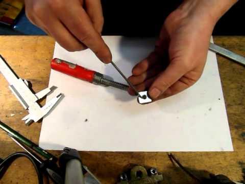 Schraubzwinge / Handzwinge Reparieren Schlüsseldienst Oldorf