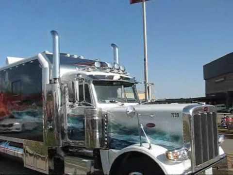2010 MATS Trucks Leaving Show Part 1.wmv