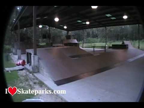 iloveskateparks.com Tour - The Park Skatepark - Ocala - FL