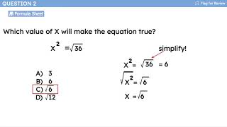 GED Math - NO CALCULATOR - How to Get the Right Answers on the 2020 Test