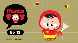 Mônica Toy | A Buzina (T05E13)