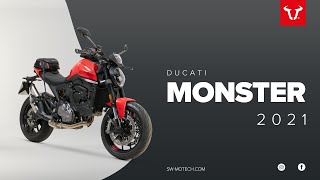 Ducati Monster 2021 🇬🇧 - High quality motorcycle accessories from SW-MOTECH