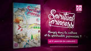 vidéo Spiritual princess - Bande annonce VF