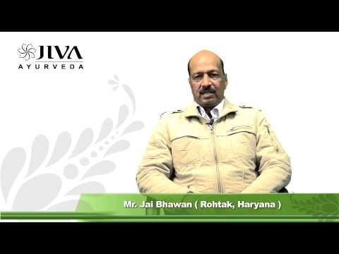 Story of Healing of Jai Bhagwan at Jiva Ayurveda-Ayurvedic Treatment of Migraine