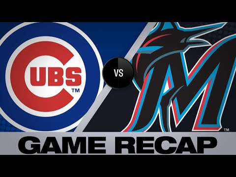4/17/19: Hamels, Baez leads Cubs to a 6-0 victory