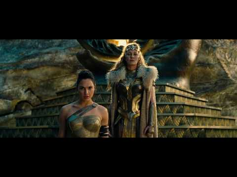 New TV Spot for Wonder Woman