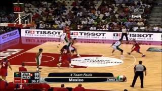 Final del Cuarto Puerto Rico-México
