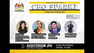 CEO SPARKZ: A WORLD OF POSSIBILITIES