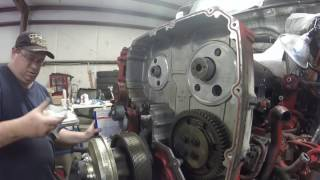 ISX Injector replacement by Rawze 4 of 8 - hmong video