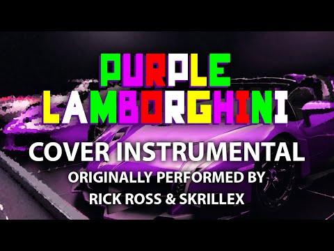Purple Lamborghini (Cover Instrumental) [In the Style of Rick Ross & Skrillex]