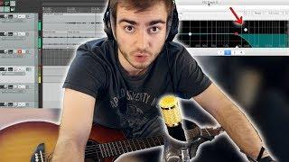 Aprendemos a grabar una canción desde cero. Este es el resultado. Tutorial Reaper   Jaime Altozano