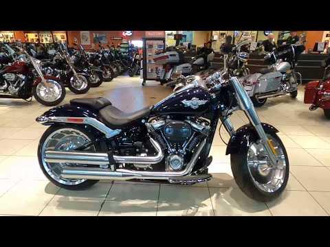 2020 Harley-Davidson Softail FLFBS Fatboy 114