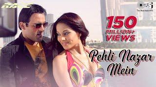 Pehli Nazar Mein - Full Video | Race I Akshaye , Bipasha & Saif Ali | Atif Aslam