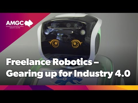 Freelance Robotics - Gearing up for Industry 4.0