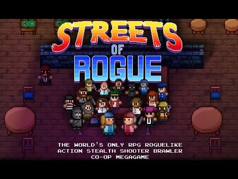 Streets of Rogue - Launch Trailer (coming March 10th) thumbnail