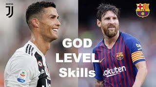 "Rival! Ronaldo & Messi | ""God Level"" of Football"