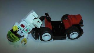 Как Играть в LEGO Racers Kart / ЛЕГО Гонщик Карта?