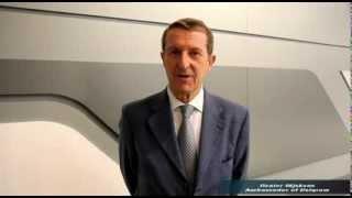 Renier Nijskens - Ambassador of Belgium in Berlin