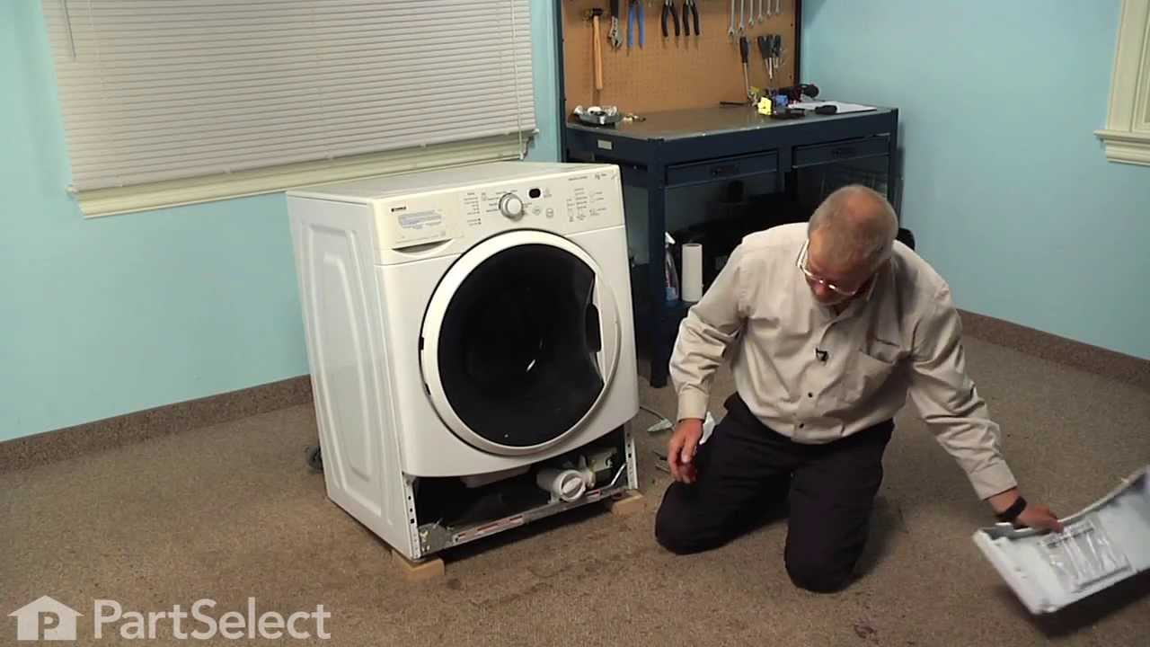 Replacing your Maytag Washer Washer Drain Pump