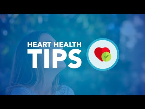 10 Heart Health Tips