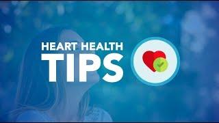 10 Heart Health Tips