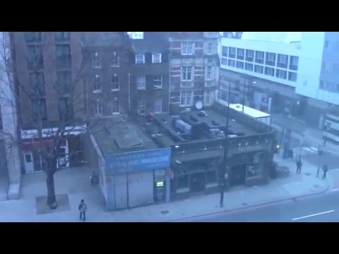 Hotel Room Review   Premier Inn Euston London UK