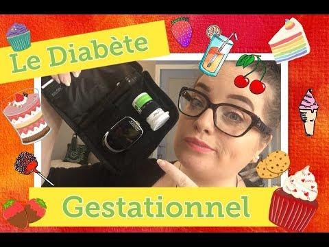 Menu insuline élevée