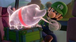 Luigi's Mansion 3 Walkthrough Part 1 - Luigi's Dream Vacation