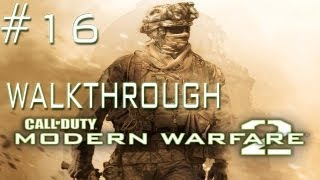 Gambar cover Call of Duty: Modern Warfare 2 - Walkthrough - Mission 16 The Enemy of My Enemy (PC/PS3/Xbox 360)