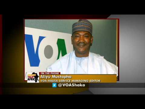 VOA Hausa Service's Aliyu Mustapha Reports on Straight Talk Africa