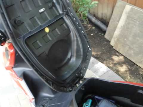 2012 Kymco Super 8 150 Personal Review