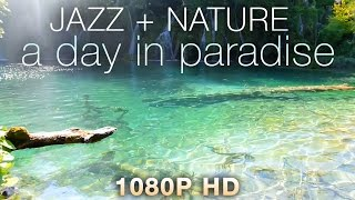 "Latin Jazz + Nature Chillout: ""A Day in Paradise"" ft Latin Generations HD 1080p"