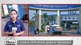 Suasana Terkini Di STIP Pasca Di Copotnya Kepsek STIP  INews Siang 12/01