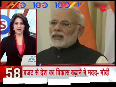 Afternoon Headlines: Know what FM Arun Jaitley says about Union Budget 2018 and Modi government